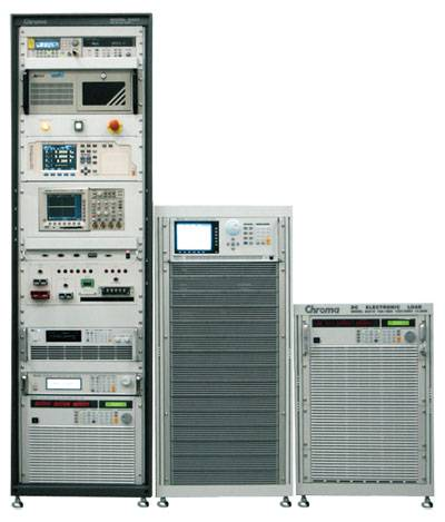 Model 8000 电动车车载充电器/DC-DC转换器自动测试系统专供
