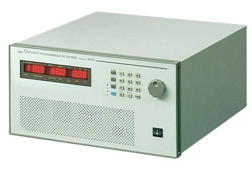 供应chroma可编程交流电源 6420,台湾致茂 6420 交流源新价