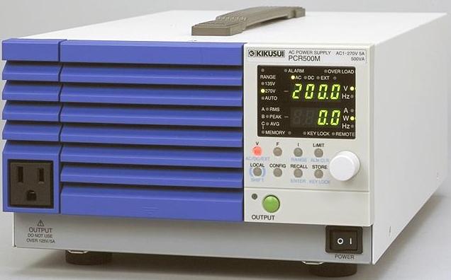 日本菊水 PCR500M交流电源,优质 PCR500M交流电源供应商