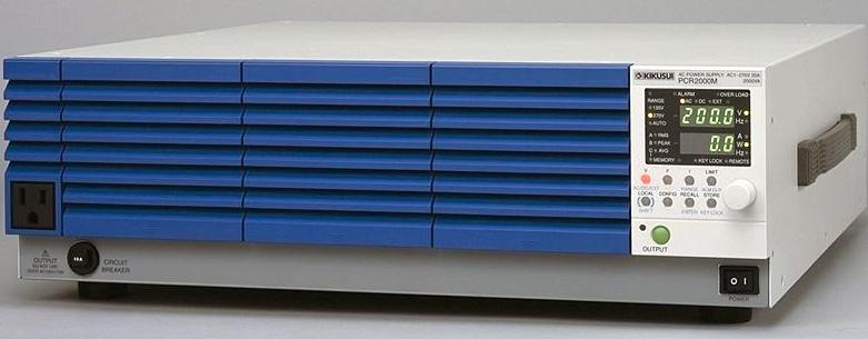 kikusui菊水交流电源 PCR2000M,PCR2000M小型交流源优质优供