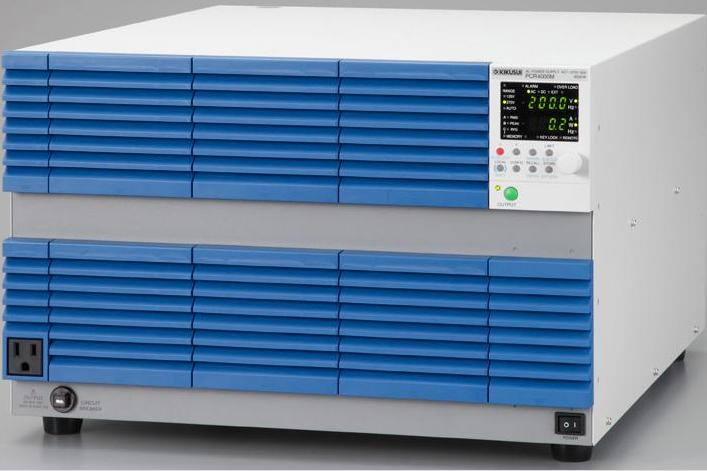 【优价优供】日本菊水 PCR4000M交流电源供应器