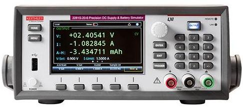 吉时利 keithley 2281S-20-6 直流电源/电池模拟器优质优供