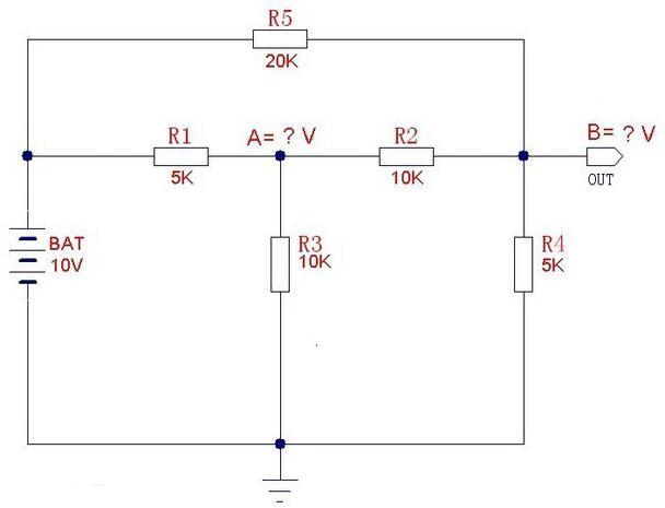 如图是一种特殊结构的电路——直流单臂电桥,r1,r2,r3和r4叫电桥
