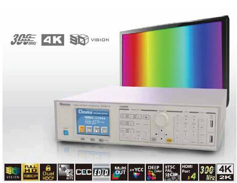 台湾致茂chroma 22294-A 视频信号图形发生器,优质特供