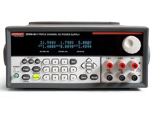 吉时利Keithley 2220/2230/2231 多输出直流电源优价供应