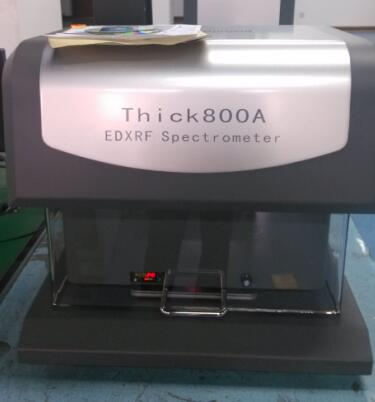 LED支架测厚仪 Thick800a 天瑞仪器价格,原厂直供