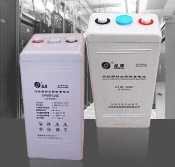 圣阳蓄电池2V200AH