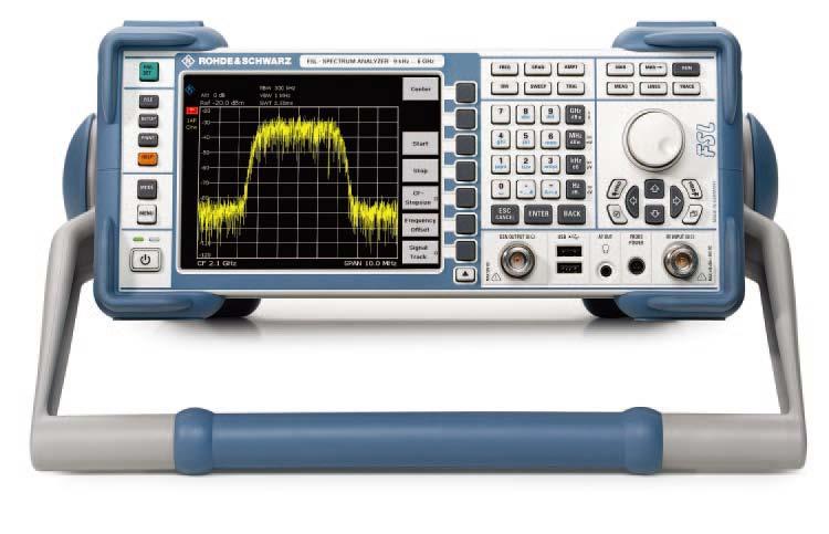 供应罗德与施瓦茨 R&S FSL频谱分析仪,R&S FSL 频谱分析仪