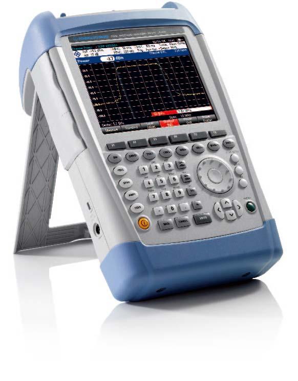罗德与施瓦茨 R&S FSH4/8/13/20 手持式频谱分析仪,量大从优