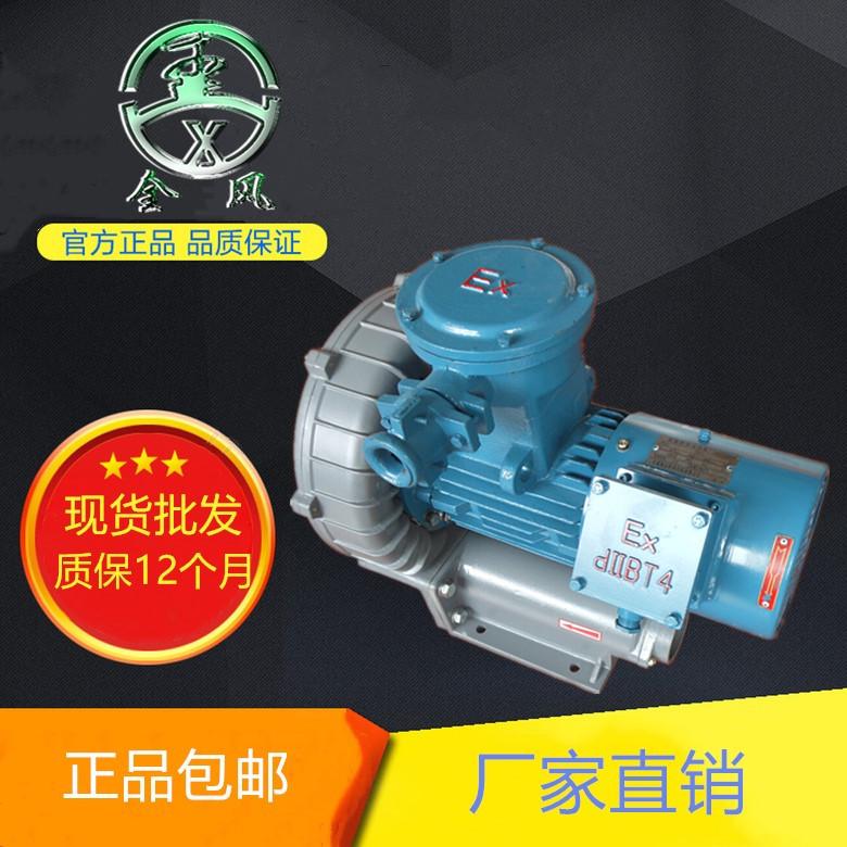 化工设备专用高压防爆风机