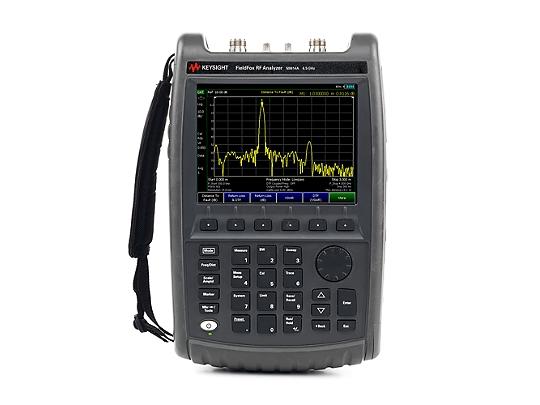N9914A FieldFox 手持式射频频谱分析仪,6.5 GHz专业供应