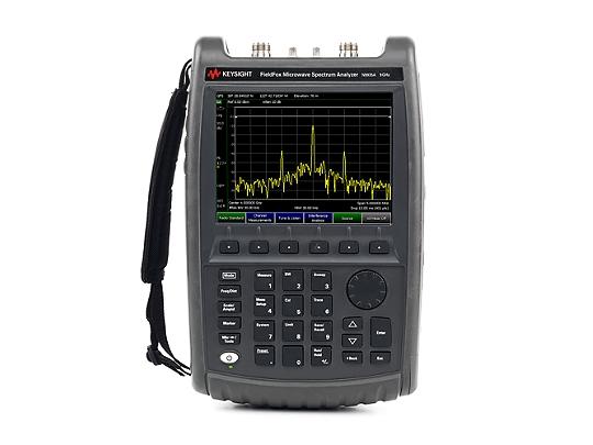 专业供应 N9935A FieldFox 手持式微波频谱分析仪,9 GHz
