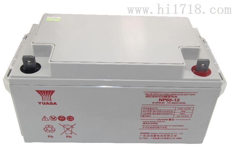 汤浅蓄电池NP65-12 12V65AH报价 参数
