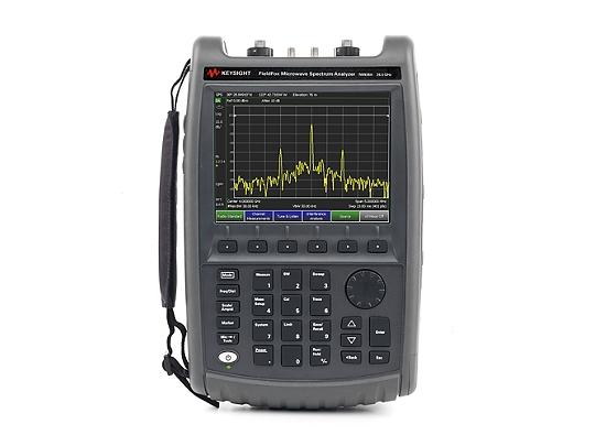 是德科技 N9938A FieldFox 手持式微波频谱分析仪优价特供