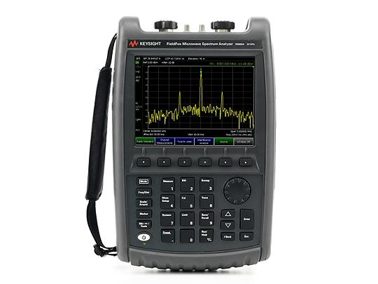 keysight/agilent N9960A FieldFox 手持式微波频谱分析仪供应商