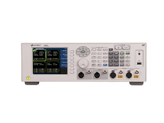 keysight是德 U8903B 高性能音频频谱分析仪质优特供