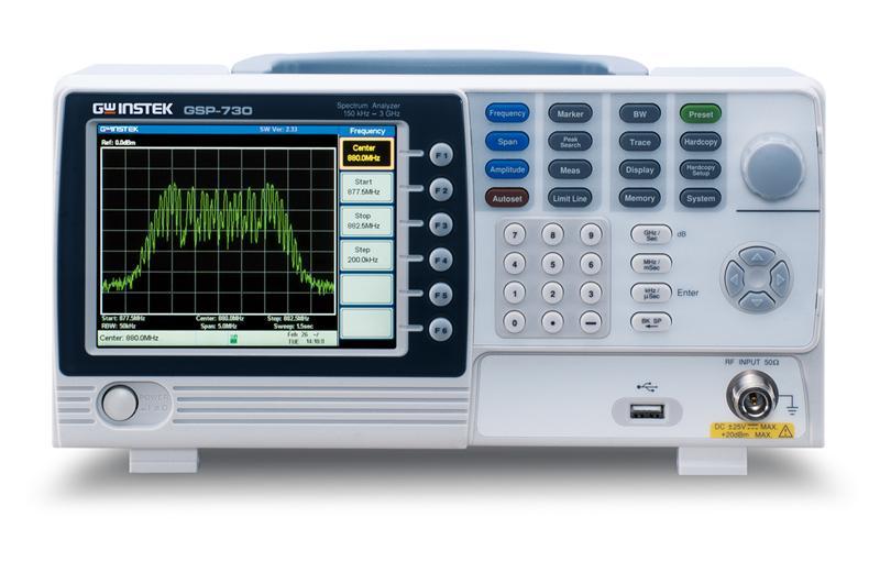 固纬 GSP-730 频谱分析仪,台湾固纬 GSP-730 频谱分析仪供应
