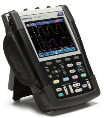 THS3000 手持式示波器,泰克Tektronik THS3000 数据表