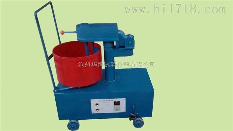 砂浆搅拌机UJZ-15 沧州华恒生产厂家