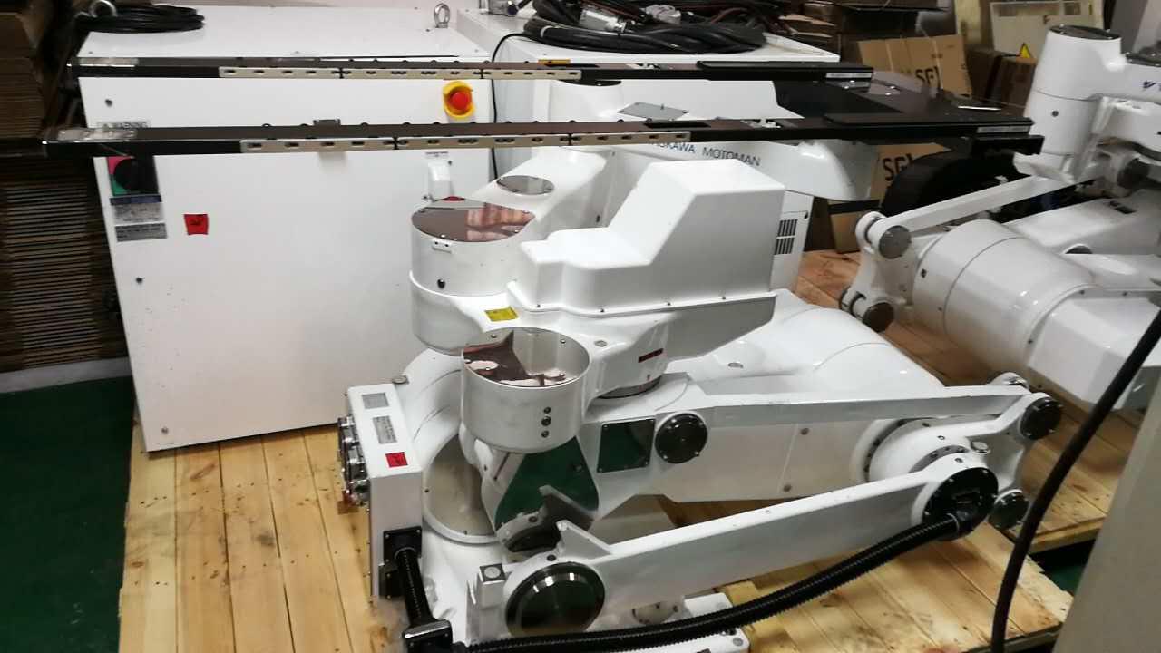 ecs1200dn-l 安川nx100洁净机器人