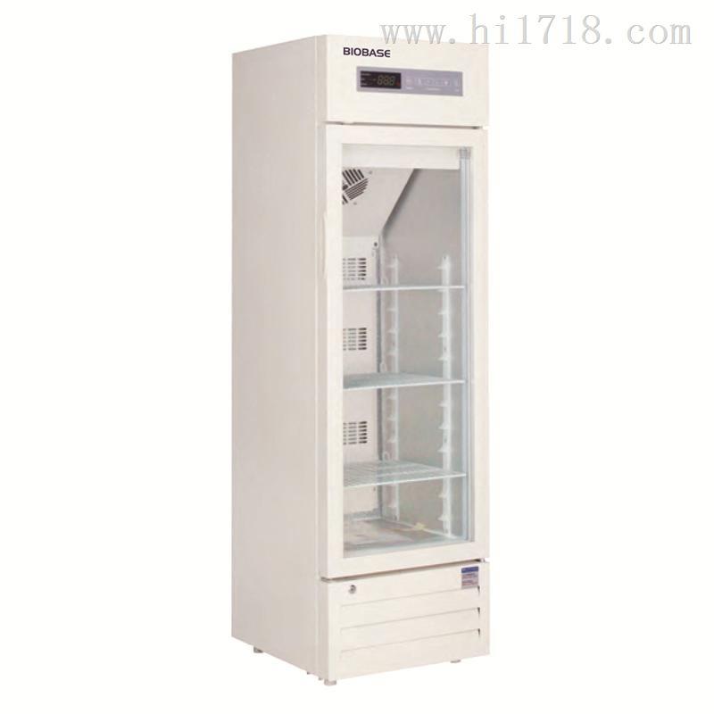 试剂疫苗冷藏箱--博科BYC-250药品冷藏箱新品上市