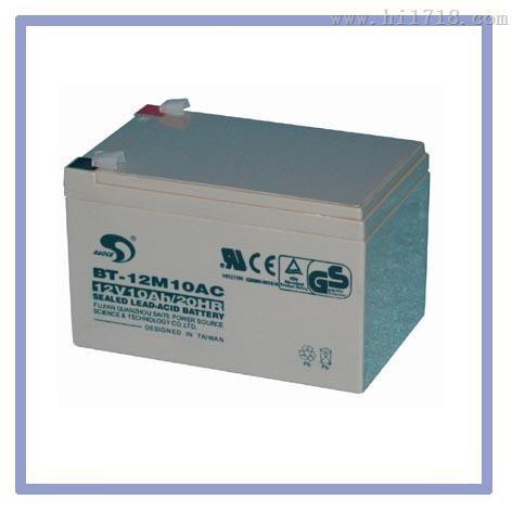 铅酸蓄电池 BT-12M10AC 赛特蓄电池代理销售