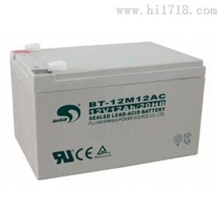 铅酸蓄电池 BT-12M12AC 赛特蓄电池官方报价