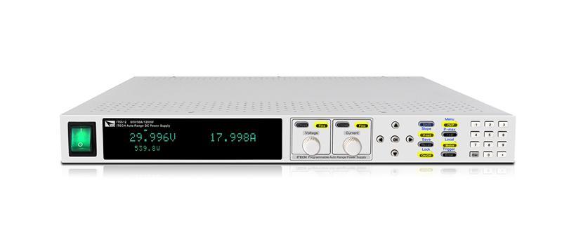 艾德克斯 IT6500 宽范围大功率可编程直流电源优质供应