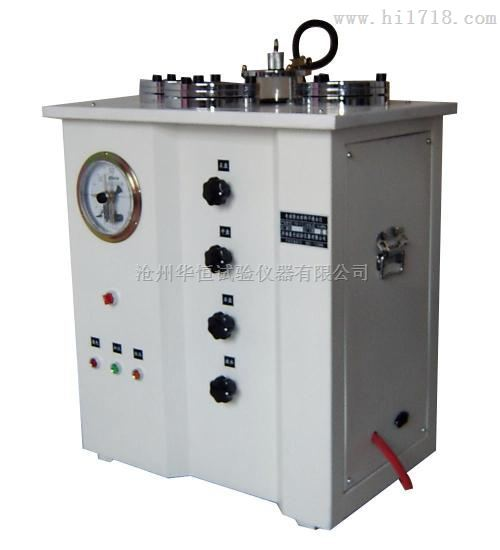 DTS-III数显电动防水卷材不透水仪沧州华恒厂家特价供应