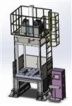 压铸岛内数控切边机冲床与液压切边机设备区别
