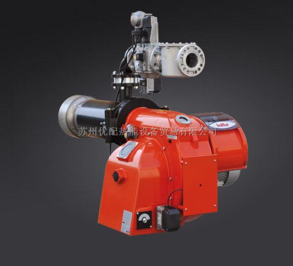 百得进口新型低氮燃气燃烧器TBG480 FGR