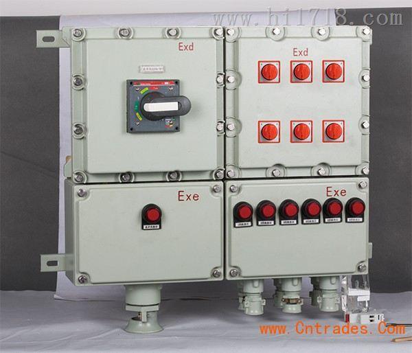 > bxm52-8防爆照明配电箱 > 高清图片