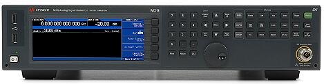 N5181B MXG X 系列射频模拟信号发生器(9 kHz 至 6 GHz)