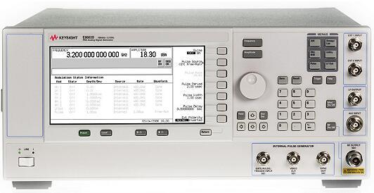 是德科技/安捷伦 E8663D PSG 射频模拟信号发生器