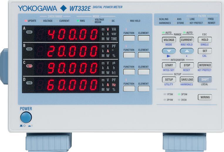 横河 WT310E/WT330E 系列 数字功率计专业供应