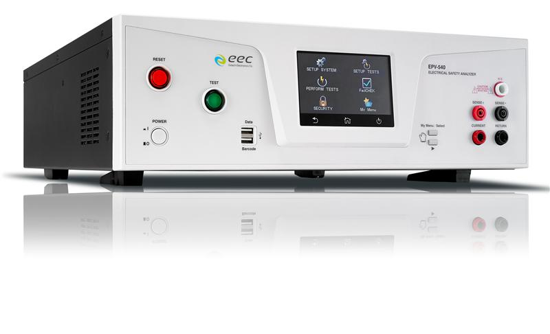 EEC华仪 EPV-540/EPV-530 太阳能光伏专用安规分析仪