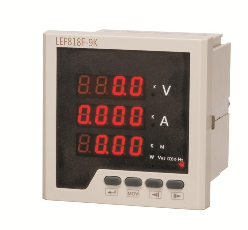 嵌入式安装频率表