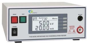 eec 华仪 7100系列绝缘耐压测试仪