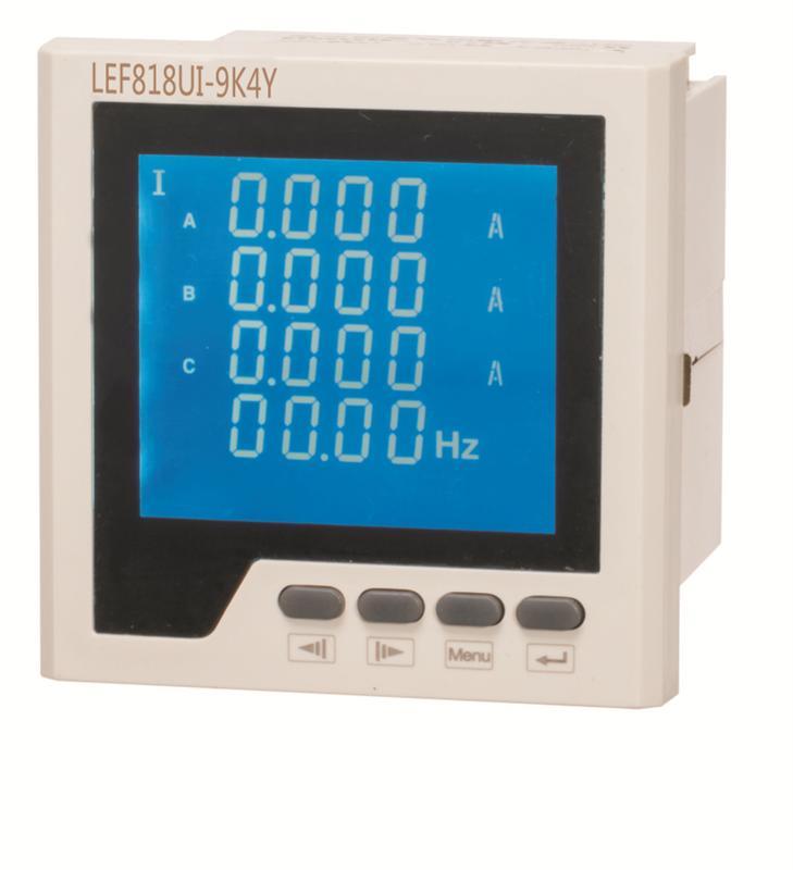 嵌入式安装电流电压组合表