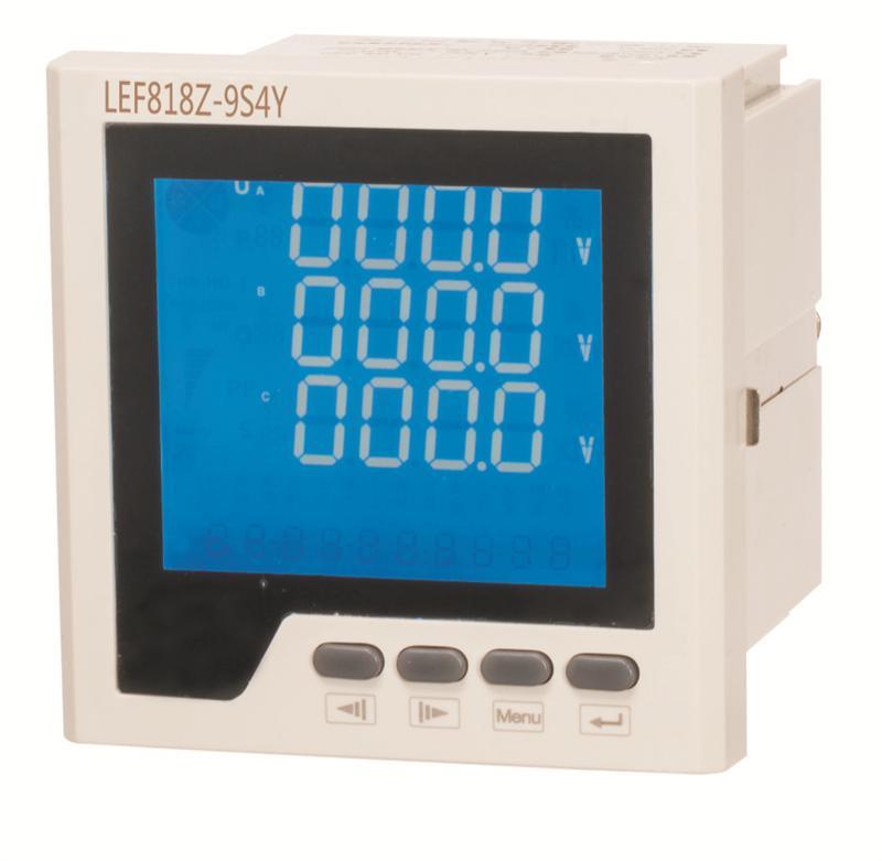 嵌入式安装网络电力仪表