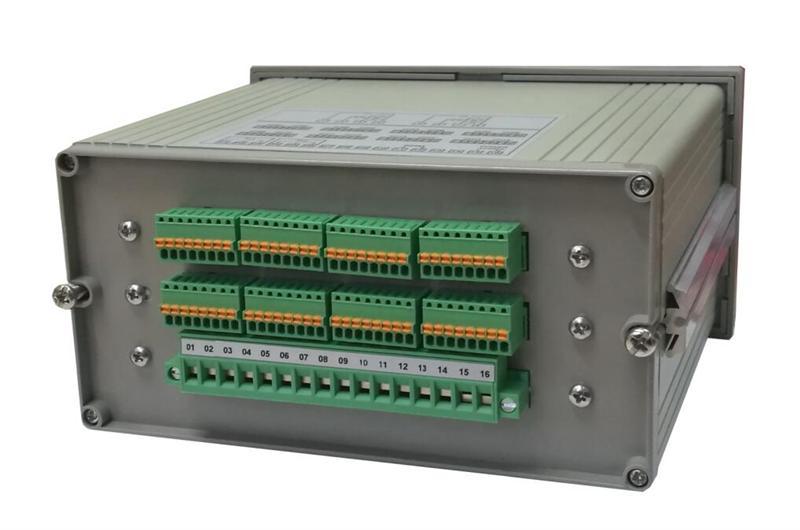 成都智能多路温度表 智能多通道压力4-20mA 可输入正负电压0-5V 正负电流0-20mA