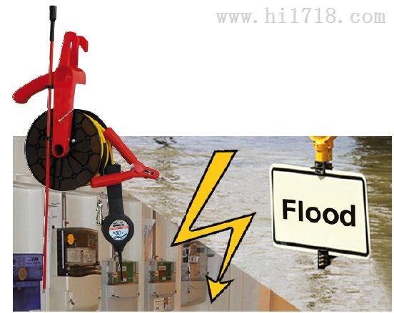 带电设备水中泄漏电压测试仪Prüfball SPB-HW