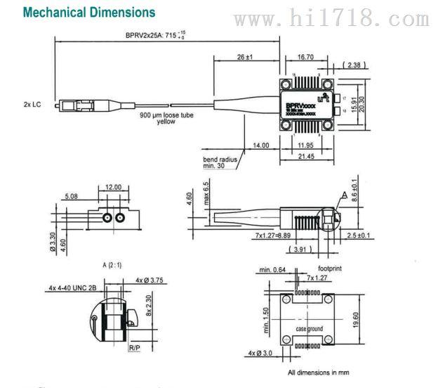 40g平衡探测器图片_高清图_细节图-深圳市高光特光电
