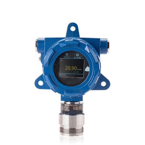 固定式氘气检测仪_GCT-D2-P32_固定式氘气浓度检测仪湖南拓安厂家直销