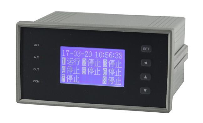 设备运行时间统计仪 DM1096 博敏特能统计两班倒的设备运行时间 开关机时间统计表