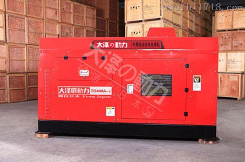 投标专用400A柴油发电电焊机产品参数