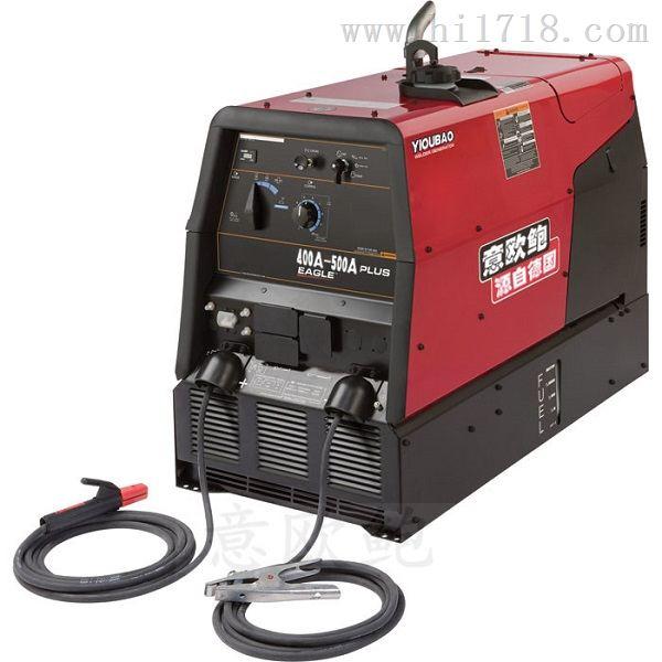 长输管道焊接400A柴油发电电焊机图片