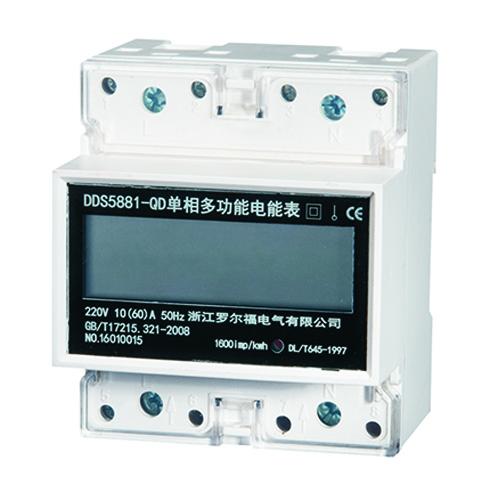 多功能导轨表价格,华邦多功能导轨表厂家直销,DDSD866
