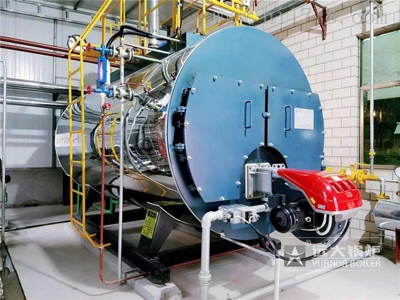 郑州1吨30mg低氮燃气锅炉价格