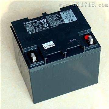 铅酸蓄电池 LC-P1238ST 松下蓄电池代理销售